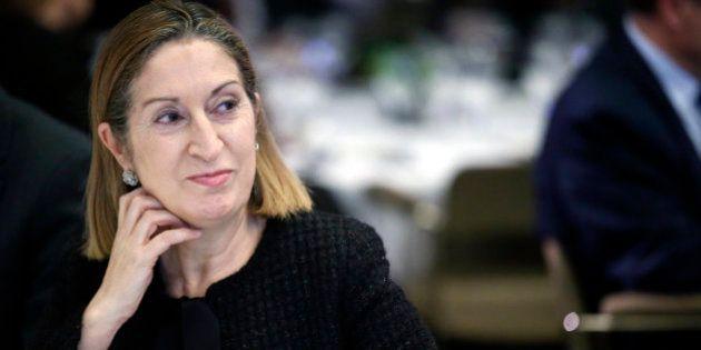 El tremendo lapsus de la ministra Ana Pastor al hablar de