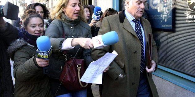 El juez de la Audiencia Nacional Pablo Ruz halla otra cuenta de Bárcenas en Suiza y le cita a declarar...