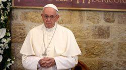 El papa Francisco se reúne con