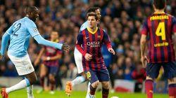 El Barça supera al City con más ganas que juego