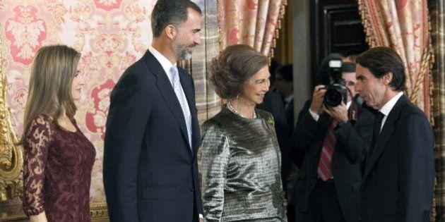 Aznar reaparece en el 12 de octubre ante la