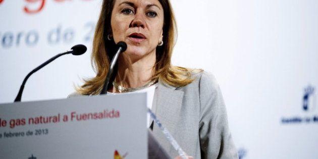 Cospedal dice a Aznar y Aguirre que cuando tenían responsabilidades también era momento de hablar de