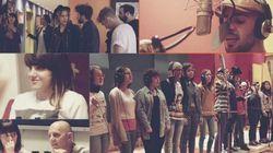 'Guerra ganada', la canción compuesta por 18 jóvenes con cáncer junto a artistas