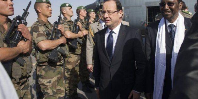 Laurent Fabius, ministro de Exteriores francés, dice que las tropas podrían dejar Malí en