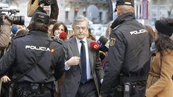 Anticorrupción interroga a Bárcenas y a Trías Saigner sobre la supuesta contabilidad 'B' del