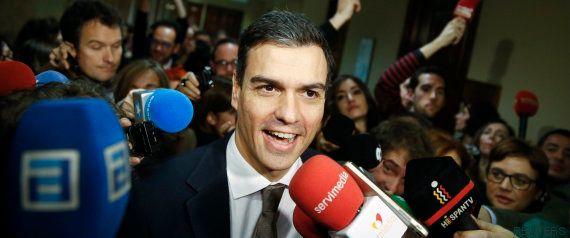 El PSOE se reunirá con Ciudadanos el jueves y con Podemos el viernes por la