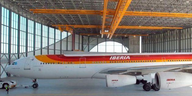 Los sindicatos de Iberia convocan 15 jornadas de huelga entre el 18 de febrero y el 22 de
