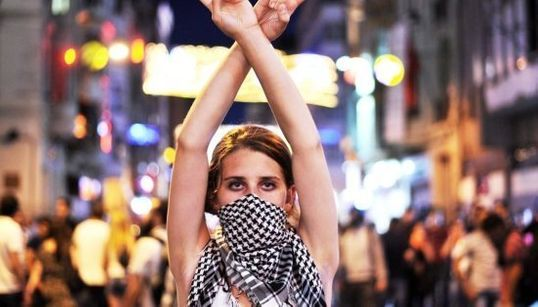 48 asombrosas imágenes de mujeres manifestándose por todo el