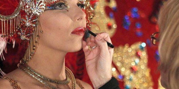 Saida María Prieto, candidata a reina del Carnaval de Santa Cruz, grave tras quemarse su
