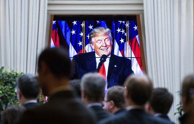 Trump y el mundo de