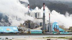 Polémico indulto del Gobierno a una fábrica en Pontevedra: