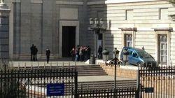 La Policía desactiva un artefacto explosivo en la Catedral de la