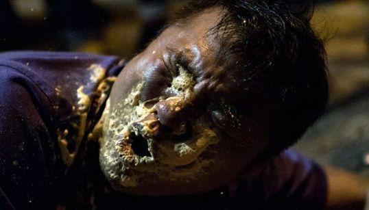 Hong Kong: Esto es lo que ocurre cuando la Policía lanza gas pimienta