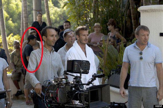 David Beckham y ¿su doble?: 3 escenas que dan que pensar que el anuncio de H&M no es sólo del futbolista...