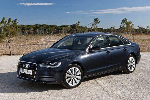 Ponemos a prueba el Audi A6