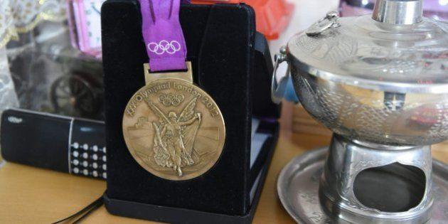 Las medallas de los Juegos Olímpicos han cambiado con el paso del