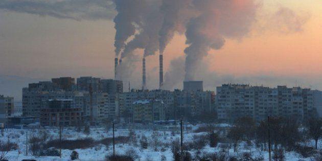 El nivel de gases de efecto invernadero alcanza un nuevo