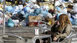 Fin de la huelga en Sevilla 11 días y 7.000 toneladas de basura después
