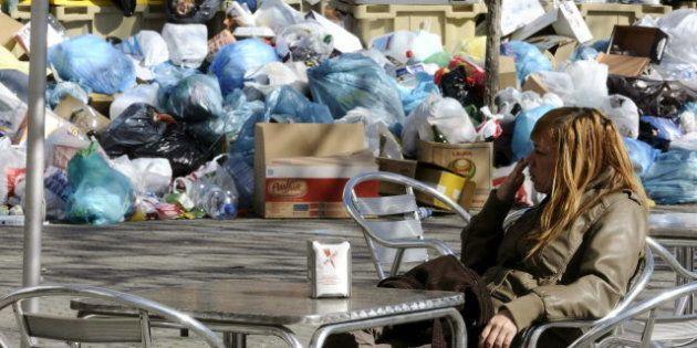 Desconvocada la huelga de limpieza en Sevilla tras 11 días y con 7.000 toneladas de basura en las calles
