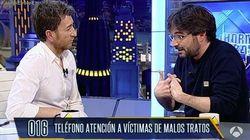 Jordi Évole y su lección sobre la violencia de género en 'El