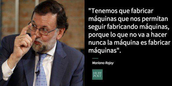 Rajoy Celebra El Día De La Mujer Con Este Lapsus Sobre Las