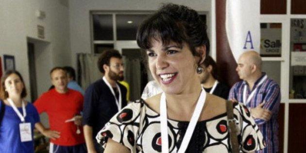 Críticas a Teresa Rodríguez por esta teoría sobre el 'sorpasso'