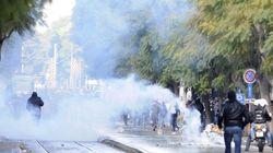 Disturbios en Túnez en el entierro del líder opositor asesinado