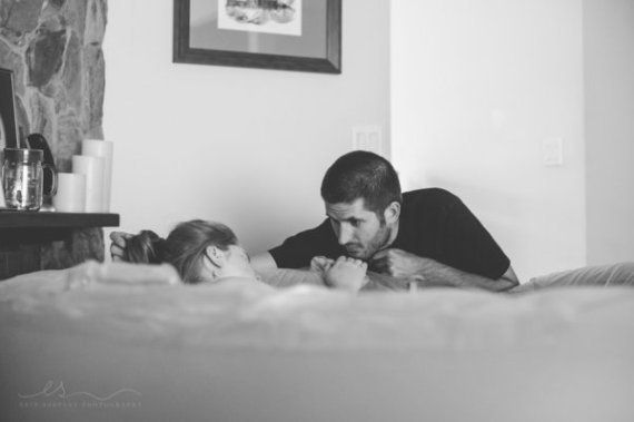 35 imágenes de padres dando la bienvenida a sus
