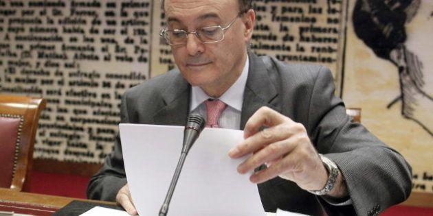 Luis María Linde, gobernador del Banco de España, cree que la corrupción no perjudica la