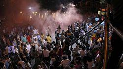 Seis detenidos de Hogar Social Madrid tras los incidentes en la sede del
