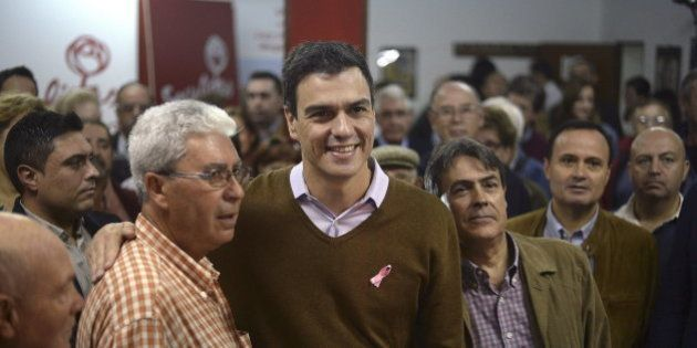 Pedro Sánchez, a Pablo Iglesias: