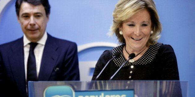 Esperanza Aguirre, sobre el 14-N: