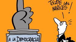 Democracia a la