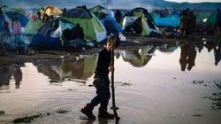 La ruta de los Balcanes, cerrada a los migrantes y