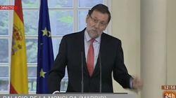 Rajoy provoca risas explicando por qué España tiene más medallas