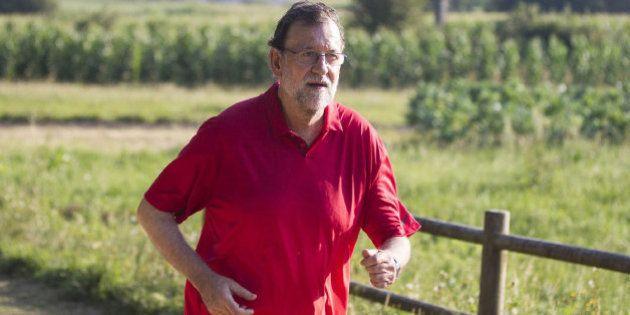 En sus vacaciones, Rajoy azuza el miedo a unas terceras