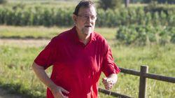 En sus vacaciones, Rajoy azuza el