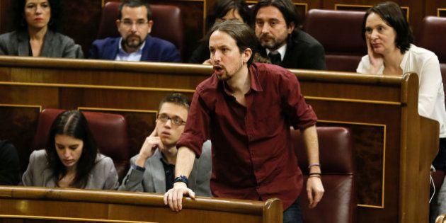 Podemos cancela la reunión a cuatro por las ausencias de PSOE e