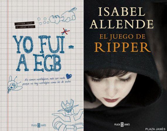 Día del Libro 2014: los más vendidos en España en lo que va de año