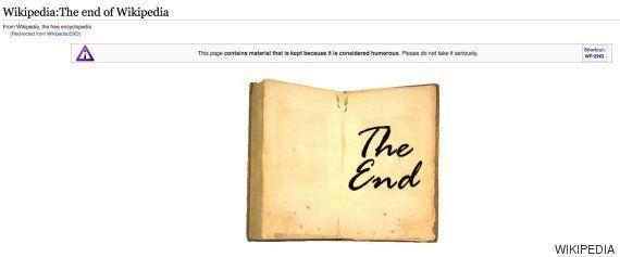 Estaba escondido, pero la Wikipedia también tiene su