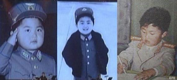 Kim Jong-un: la tierna infancia del dictador norcoreano (FOTOS,