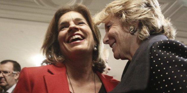 Ana Botella asegura que la donación de 120.000 euros a Urdangarin fue
