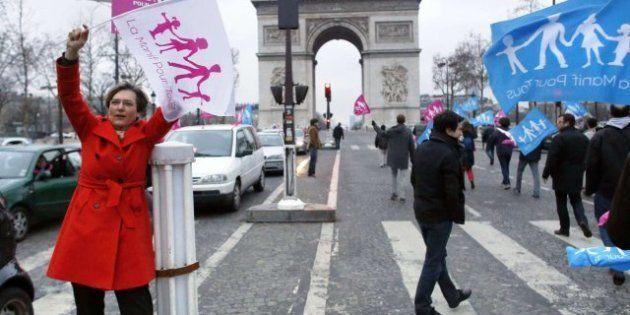 La Asamblea Nacional francesa aprueba la ley de matrimonio