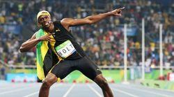 Bolt gana en los 100 metros con un tiempo de