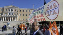 Nuevo recorte en Grecia: 9.400