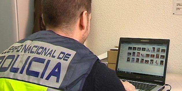 Detenidos 56 pedófilos por distribuir imágenes de graves abusos a niños muy