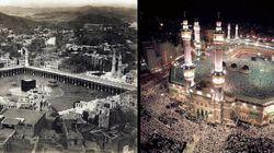 La transformación de La Meca, en 17