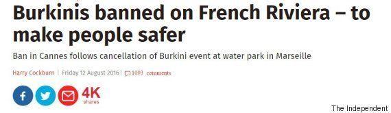 ¿Por qué se está hablando tanto del 'burkini' en