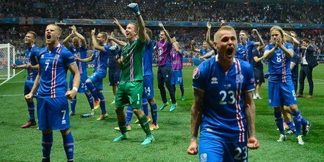 El meme sobre la selección de Islandia que arrasa en