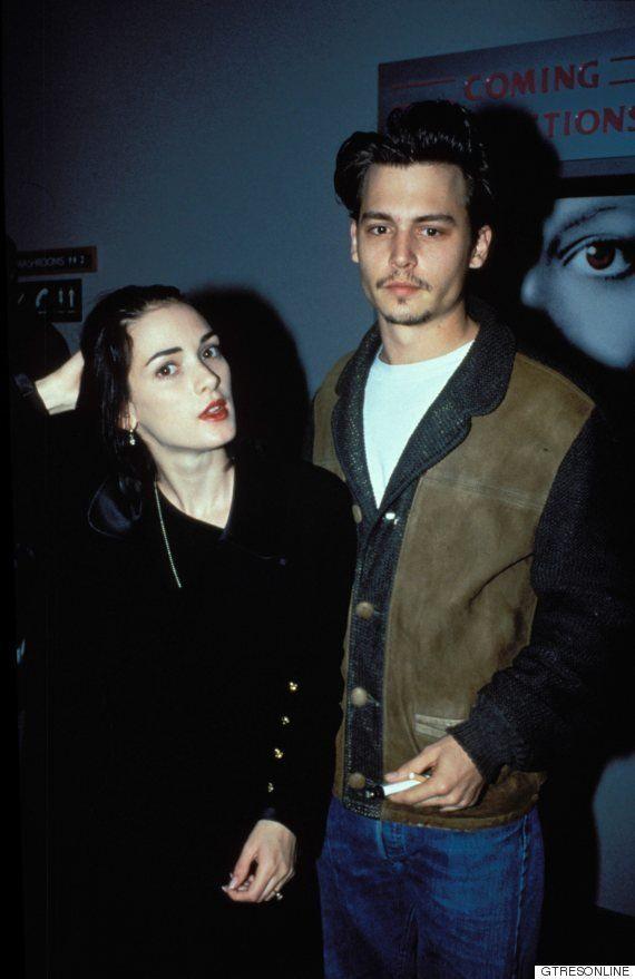 Winona Ryder sale en defensa de Johnny Depp tras las acusaciones de